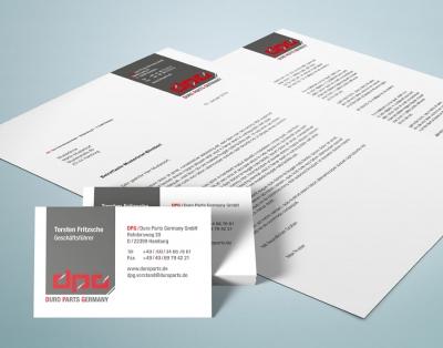 Corporate Design : Printmedien